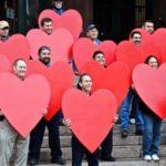 День Святого Валентина в лицее «А.Пушкин»