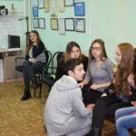 Заседание по эдвокаси для молодежи