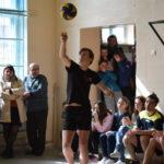 Турнир по волейболу среди учащихся