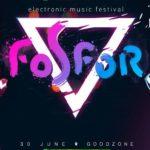 Культовый фестиваль  электронной музыки FOSFOR