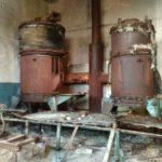 Заброшенные здания г.Басарабяска