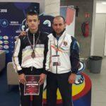 Марку Ион стал обладателем бронзовой медали на Чемпионате Европы!
