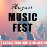 Августовский фестиваль MUSIC Fest!