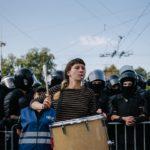Occupy Guguta: в борьбе за демократию!