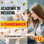 Национальный Совет Молодёжи Молдовы приглашает вас посетить Академию  U-Changemaker