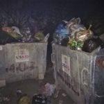 Проблемы, связанные с вывозом и хранением мусора в Бессарабке
