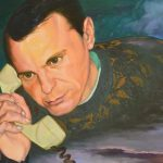 В Бессарабке прошла выставка картин местного художника