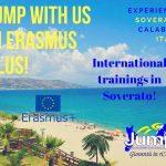 Программа Erasmus Plus организует тренинги для учителей в Чехии-Италии