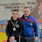 Парень из Чадыр-лунги стал серебряным призером Международного турнира по вольной борьбе