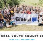 Осталось 6 дней для подачи заявок на участие в Глобальном молодежном саммите 2019 в Швейцарии