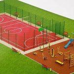 (VIDEO) Спортивный комплекс, совсем недавно установленный в Бессарабке, уже нуждается в ремонте