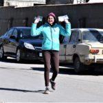 Молодые волонтеры из Бессарабки организовали кампанию по повышению осведомленности населения в связи с Всемирным днём борьбы с туберкулезом