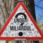 В Кишиневе кражу миллиарда «увековечили» дорожным знаком