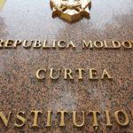 Судьи Констиуционного Суда Республики Молдова полным составом подали в отставку