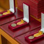 Президент вручил государственные награды спортсменам, показавшим высокие результаты