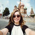 Сфотографируйся на фоне любимой городской достопримечательности в Москве, выложи фото в соцсетях  и выиграй фотокамеру