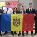 Молдавские лицеисты завоевали две бронзовые медали на Международной Олимпиаде по Химии