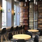 В Кишинёве открылось первое в Молдове книжное кафе