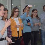 В рамках проекта «Активная молодёжь-процветающий город!», молодые люди из Бессарабки побывали на экскурсии в Национальном банке Молдовы