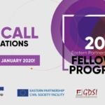 Участие в программе стажировки гражданского общества Восточного партнерства!