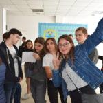 (FOTO) Добровольцы из Бессарабки приняли участие в поездке по обмену опытом в Комратский Центр волонтёров «Молодёжная лига»