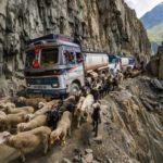 (FOTO) 15 самых опасных дорог в мире.