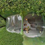 (FOTO) Потрясающие «органические» дома: теперь можно жить, словно хоббит.