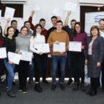 В Комрате прошел тренинг для молодежных организаций на тему стратегического планирования и менеджмента.