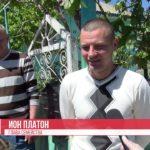 В районе Басарабяска посетил многодетную семью, президент Молдовы И.Н. Додон.