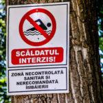 В Кишинёве во всех зонах отдыха загрязнена вода и представляет опасность для населения.