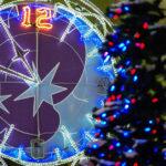 Вся Молдова готовится к зимним праздникам.