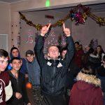 (FOTO) ТОП-25 ФОТО с Новогодней дискотеки для молодёжи в Бессарабке