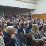 Судьи на общем собрании проголосовали за отставку шести членов Высшего совета магистратуры