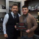 Stanislav Reniță a fost nominalizat ca Cel Mai Imbatabil Campion FEA Kickboxing !!!