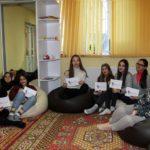 Встреча с молодёжным сообществом Центра»NEXT».