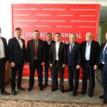 Председатели районов южной Молдовы собрались вместе в городе Басарабяска.