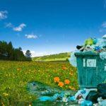 Образование и окружающая среда: мусор
